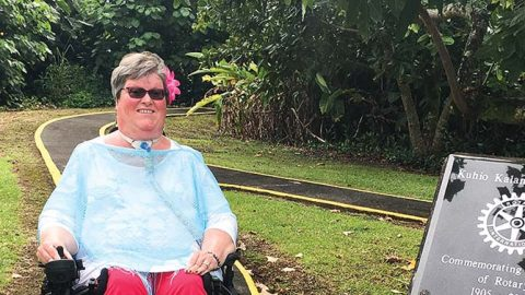 Nancy In Hawaii